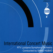 International Concert Music Ljubliana Symphony Orchestra